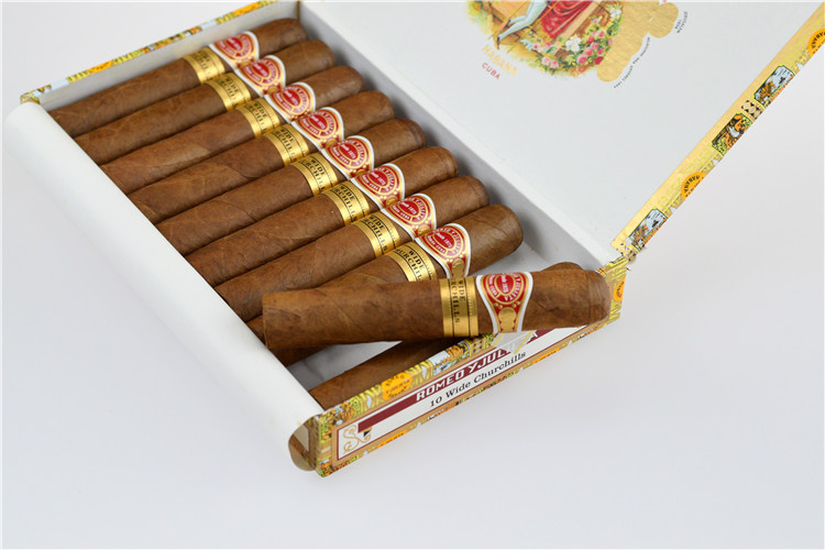10支 Romeo y Julieta Wide Churchills 宽丘 2016年份